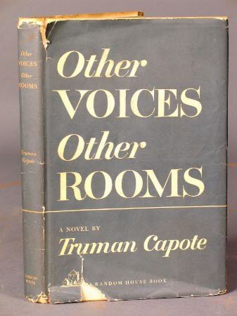 2619: OTHER VOICES OTHER ROOMS. Capote, Truman