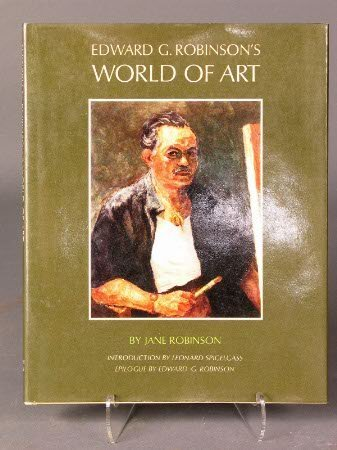 2629: E. G. ROBINSON'S WORLD OF ART. Robinson, Jane. Ed