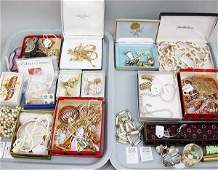 1248: 1248 ASSORTED COSTUME JEWELRY N/R. Incl