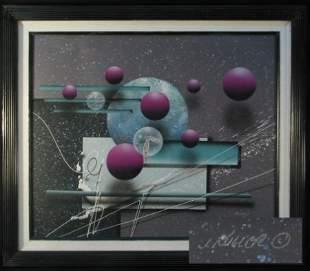 J. KUGLER ABSTRACT Contemporary art