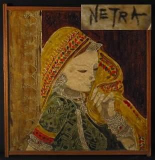 NETRA INDIAN FEMALE PTG