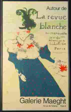 FRENCH GALLERY MAEGHT POSTER