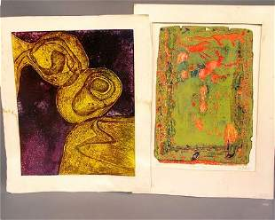 SONNENBERG AND PETERSON PRINTS