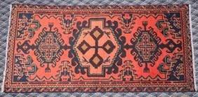 HAMADAN PERSIAN THROW RUG - Measures: 1'9'' x 3'8''