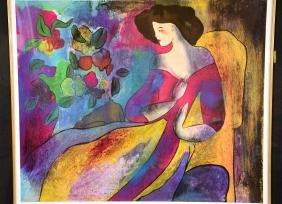 LINDA LE KINFF (FRENCH/ITALIAN, b. 1949) - 2007