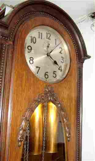 German Tallcase clock seconds hand