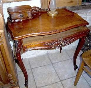 Louis XV style small Bureau , Desk Table