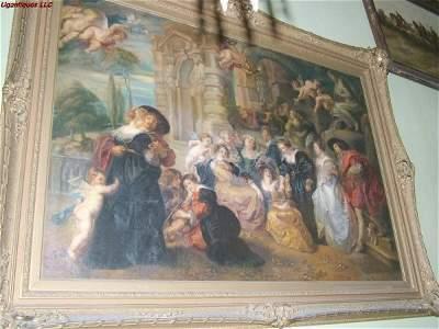 3870: Garden of Love , Peter Rubens School