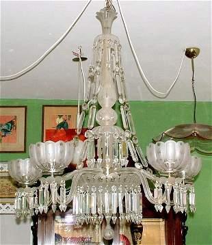 5 Lights Baccarat crystal chandelier