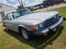 1983 MERCEDES-BENZ 380 380SL