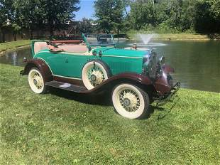 1931 CHEVROLET ROADSTER