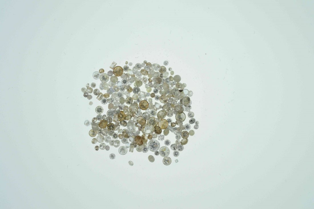 Parcel #2 9.90 CT Loose Mixed Lot of Diamond