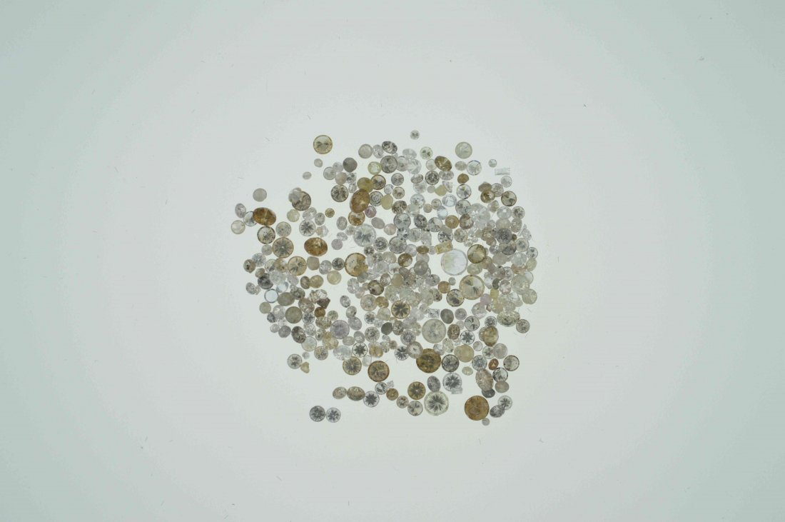 Parcel #4 10.17 CT Loose Mixed Lot of Diamonds