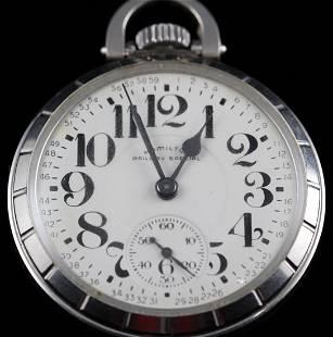 Hamilton 992B Railway Special Pocket Watch