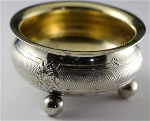 Russian Silver Master Salt 84
