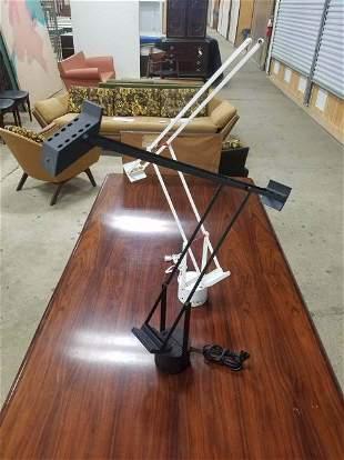 Pair Artemide Lighting Tizio Table Lamp