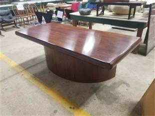 Danish Modern Dyrlund Rosewood Desk