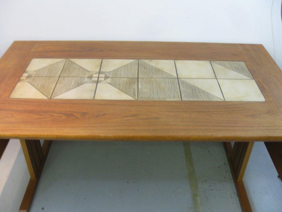 Mid-Century Gangso Mobler teak table