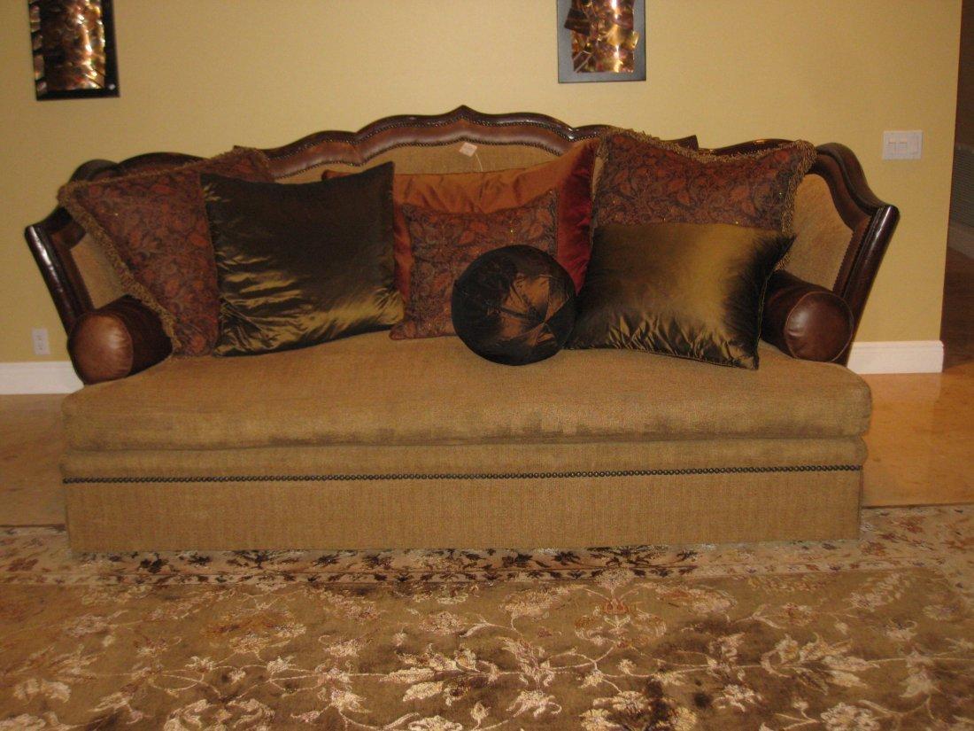 Marge Carson Lizette Sofa
