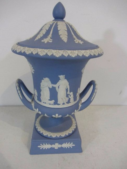 Wedgwood Handled Urn