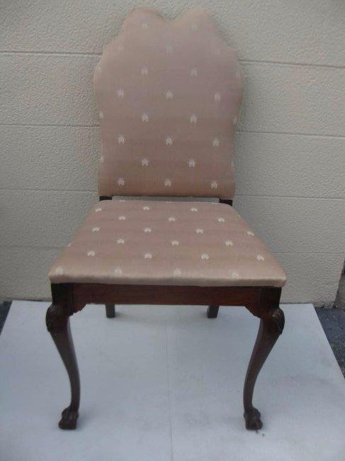 Queen Anne Antique Side Chair