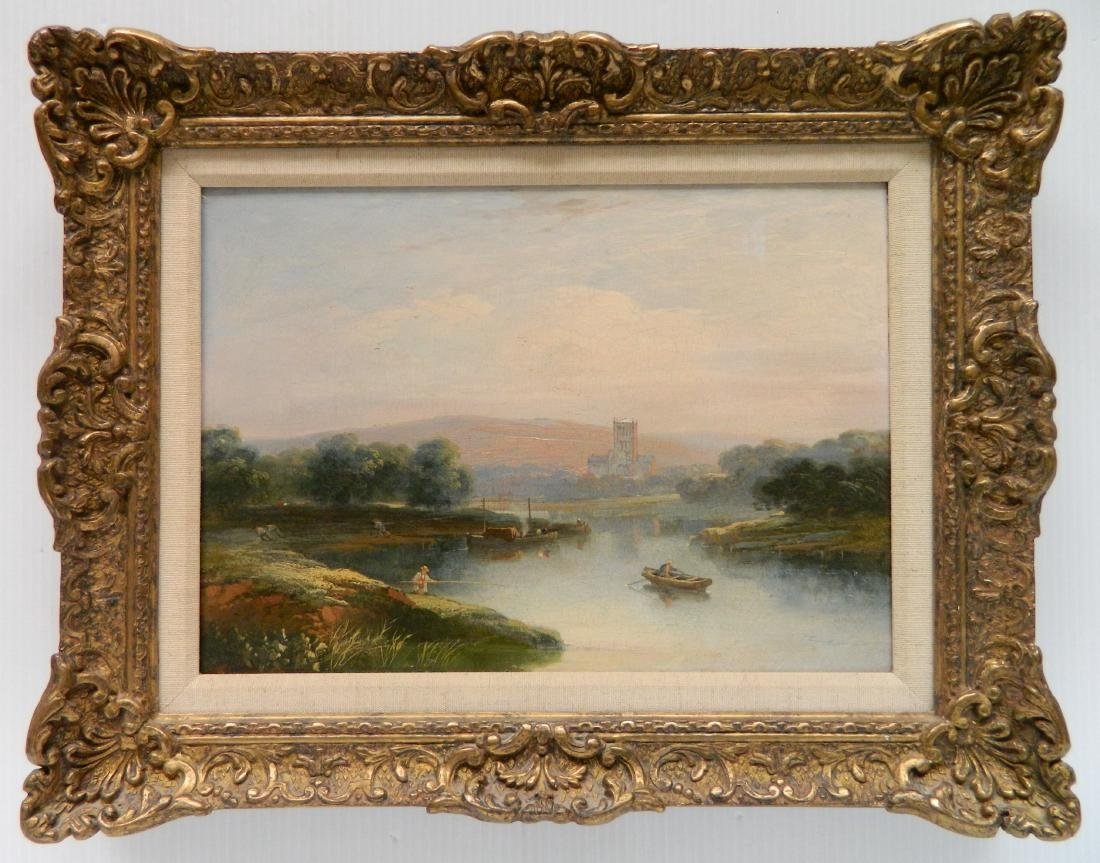 William Pitt oil - 2