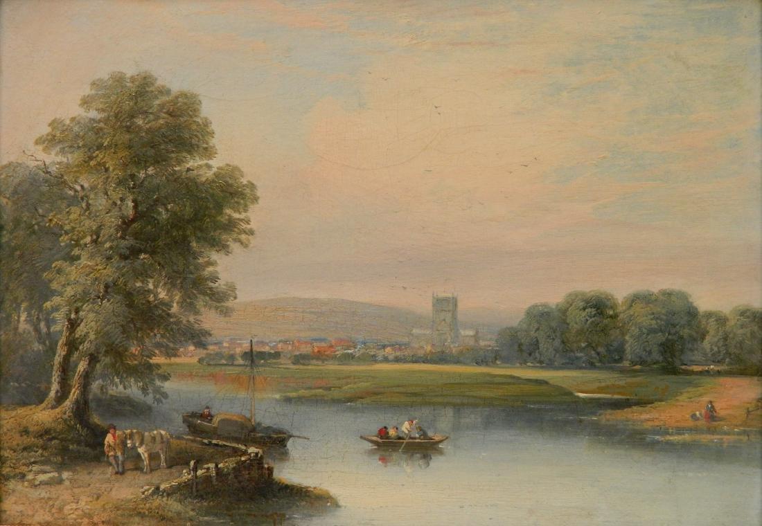 William Pitt oil