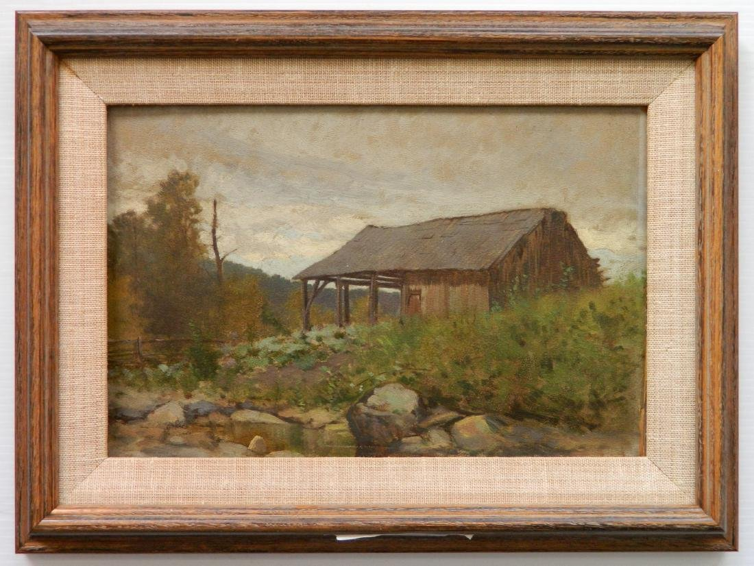 Alfred Wordsworth Thompson oil - 2