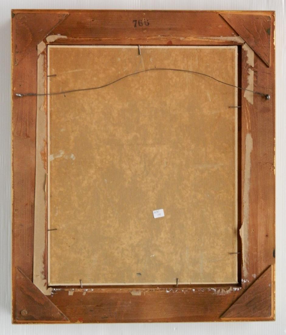 Frances Raiff Wood oil - 4