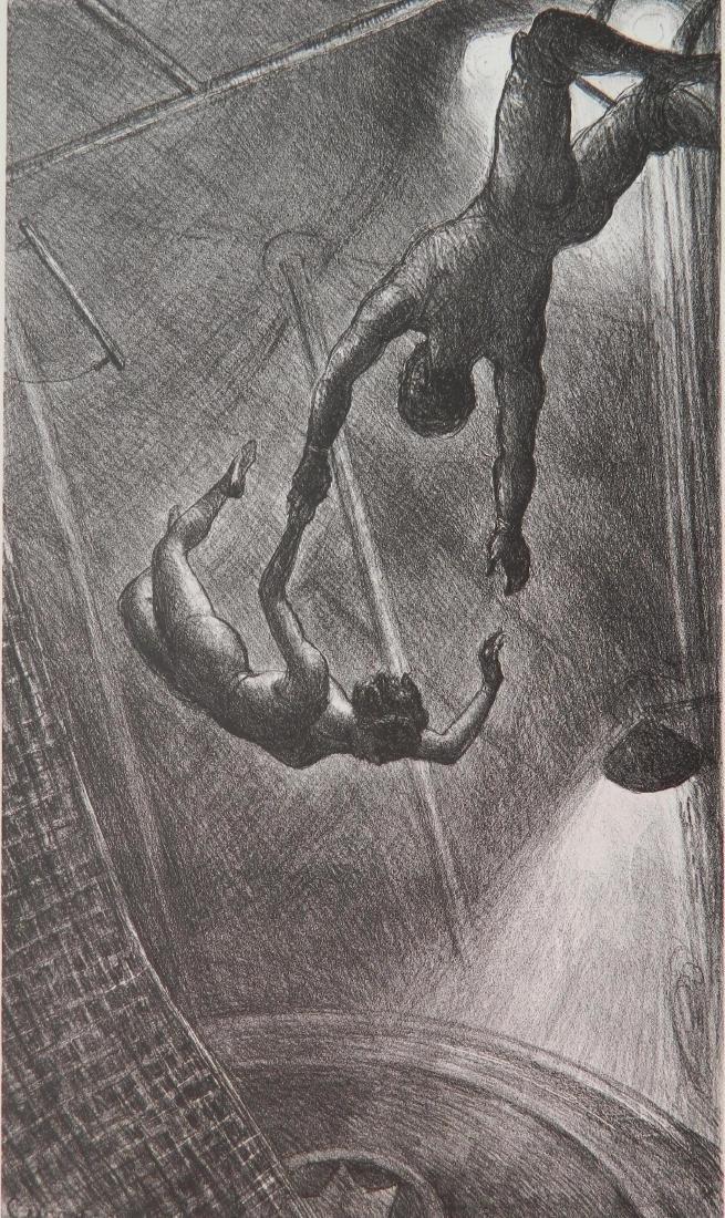 John Steuart Curry lithograph