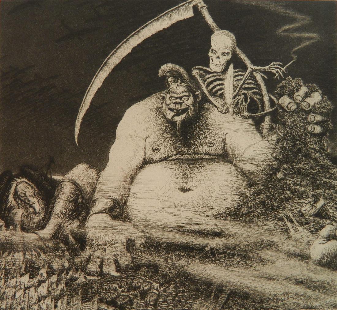 Kerr Eby etching