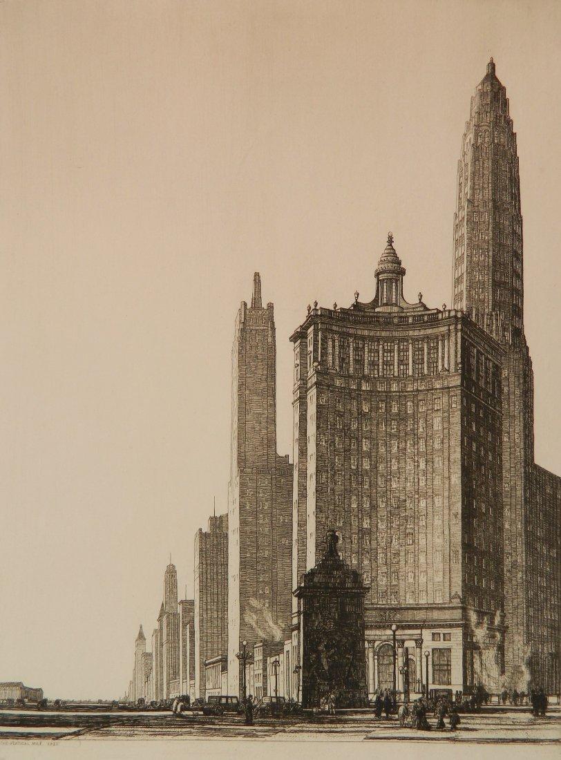 Gerald Geerlings etching