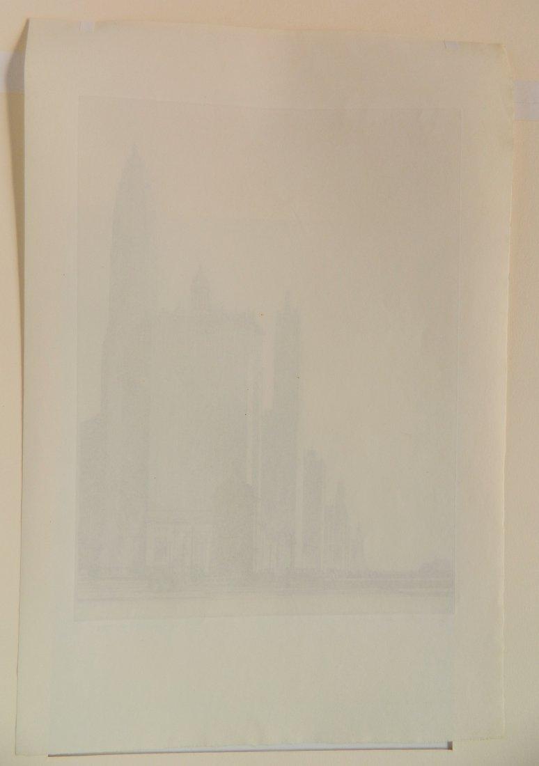Gerald Geerlings etching - 4