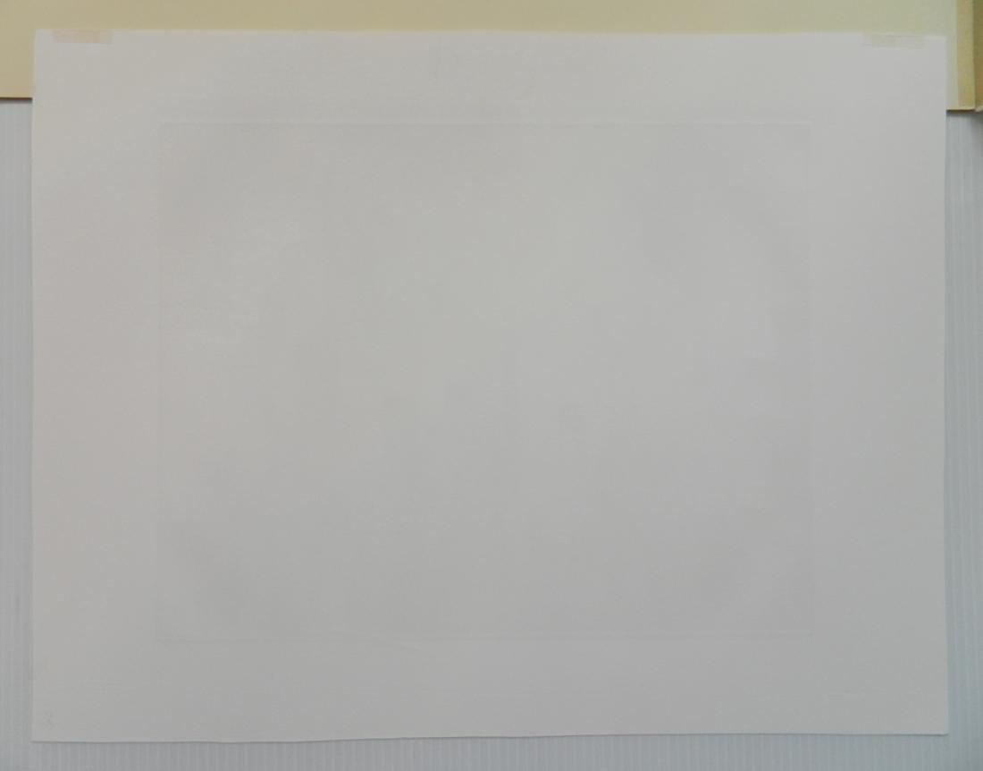 Gene Kloss etching - 4