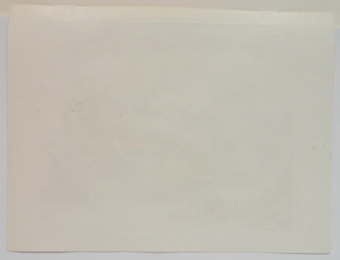 Otto Kuhler etching - 4