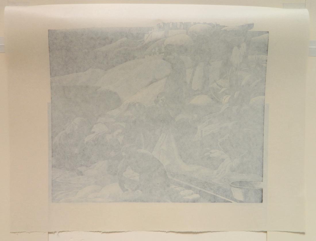 Clare Leighton wood engraving - 4