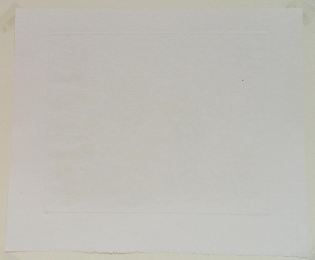 Reginald Marsh etching - 3