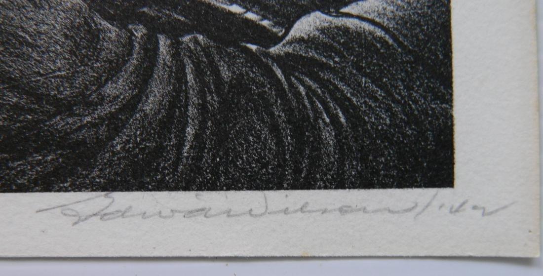 Edward A. Wilson 2 lithographs - 4