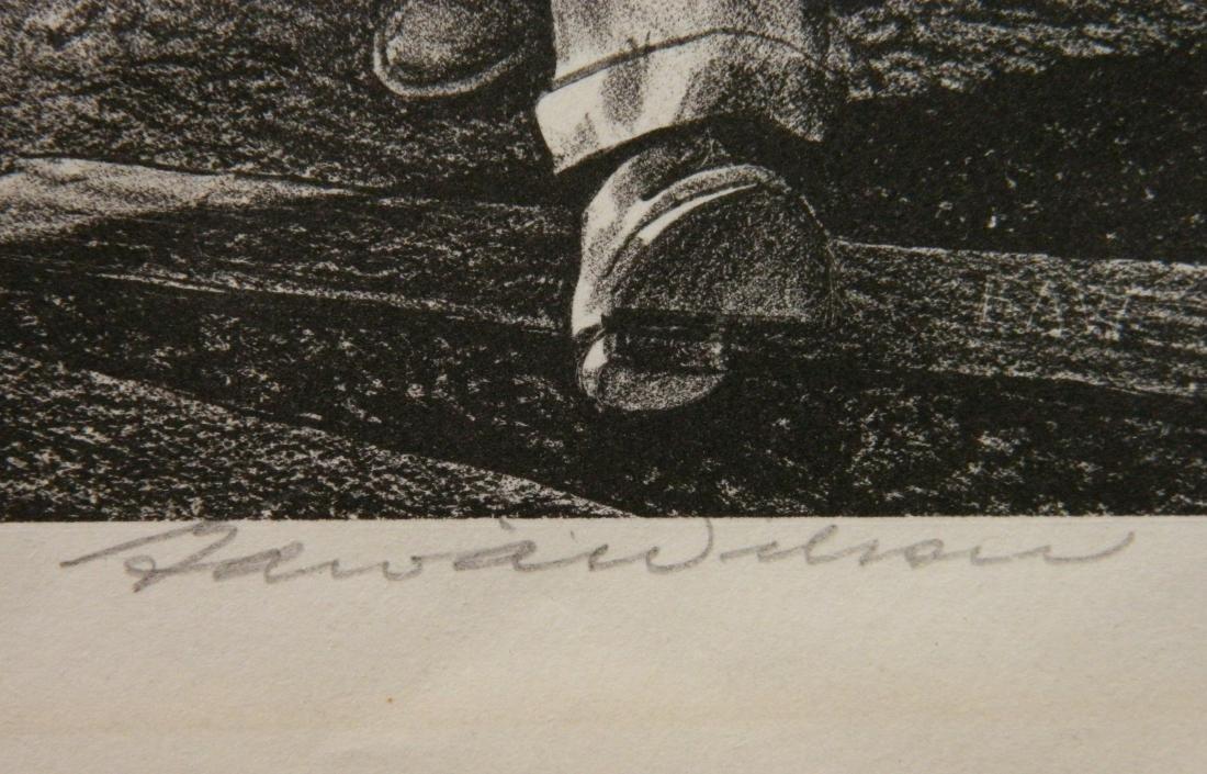 Edward A. Wilson 2 lithographs - 8