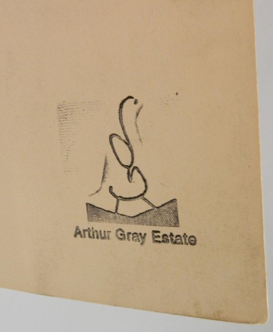 Arthur Gray photograph - 3