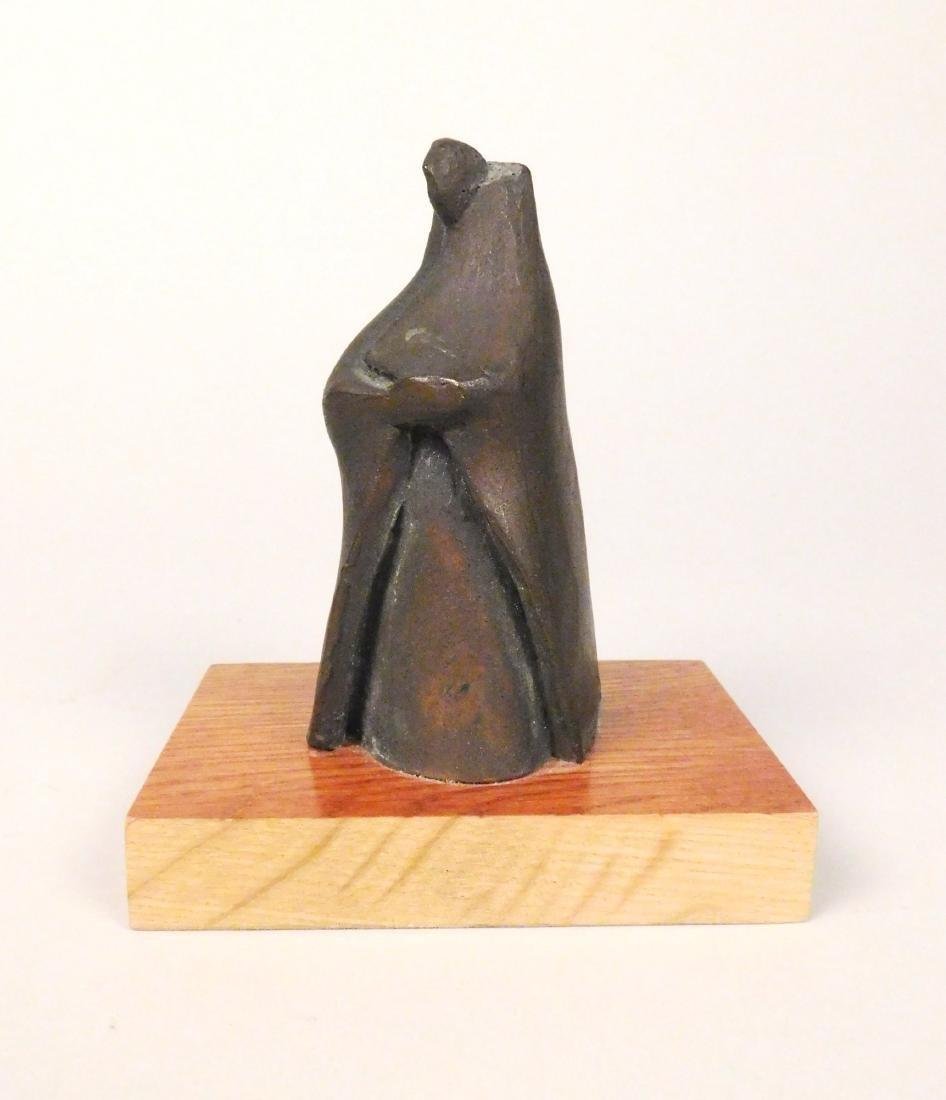 Helen Beling bronze sculpture