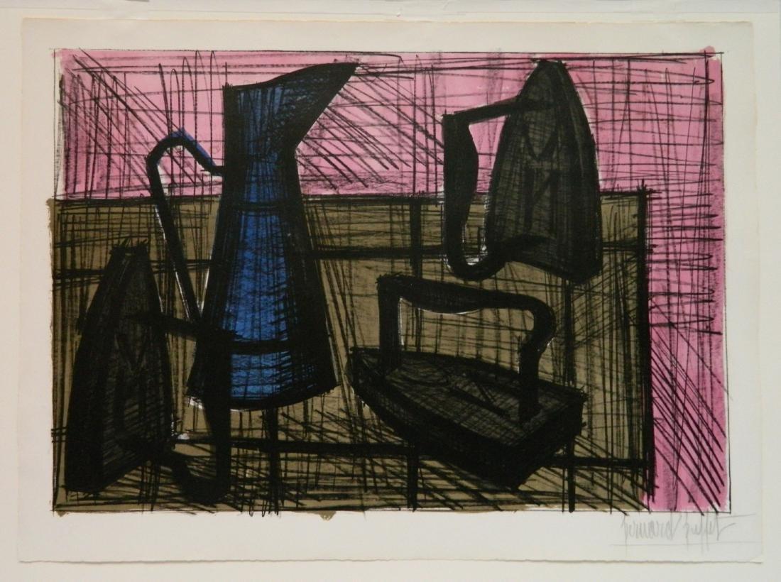 Bernard Buffet lithograph - 2