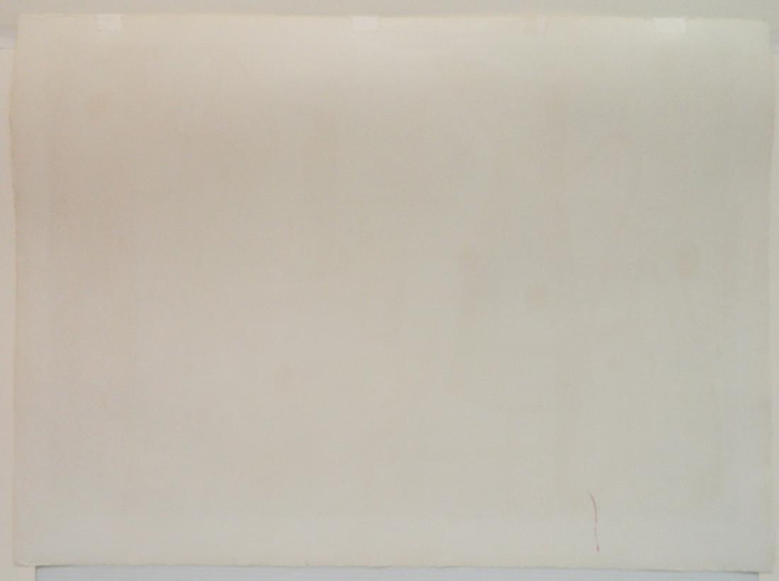 Bernard Buffet lithograph - 4