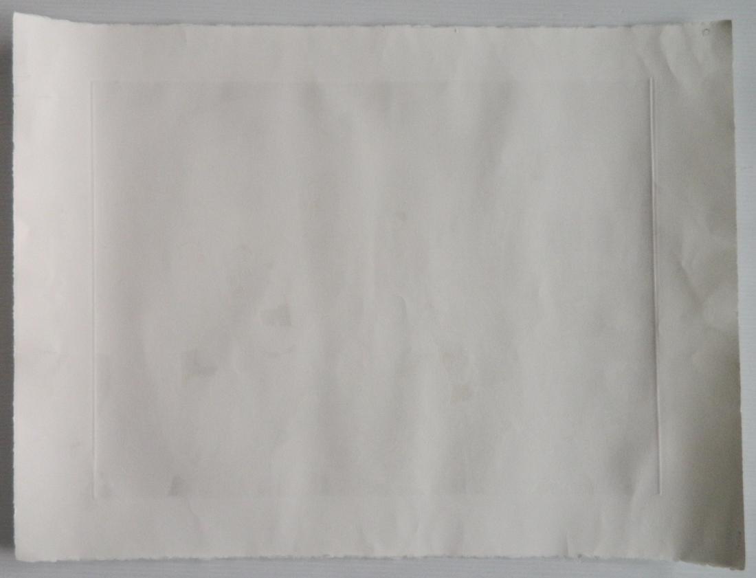 Warrington Colescott etching - 4