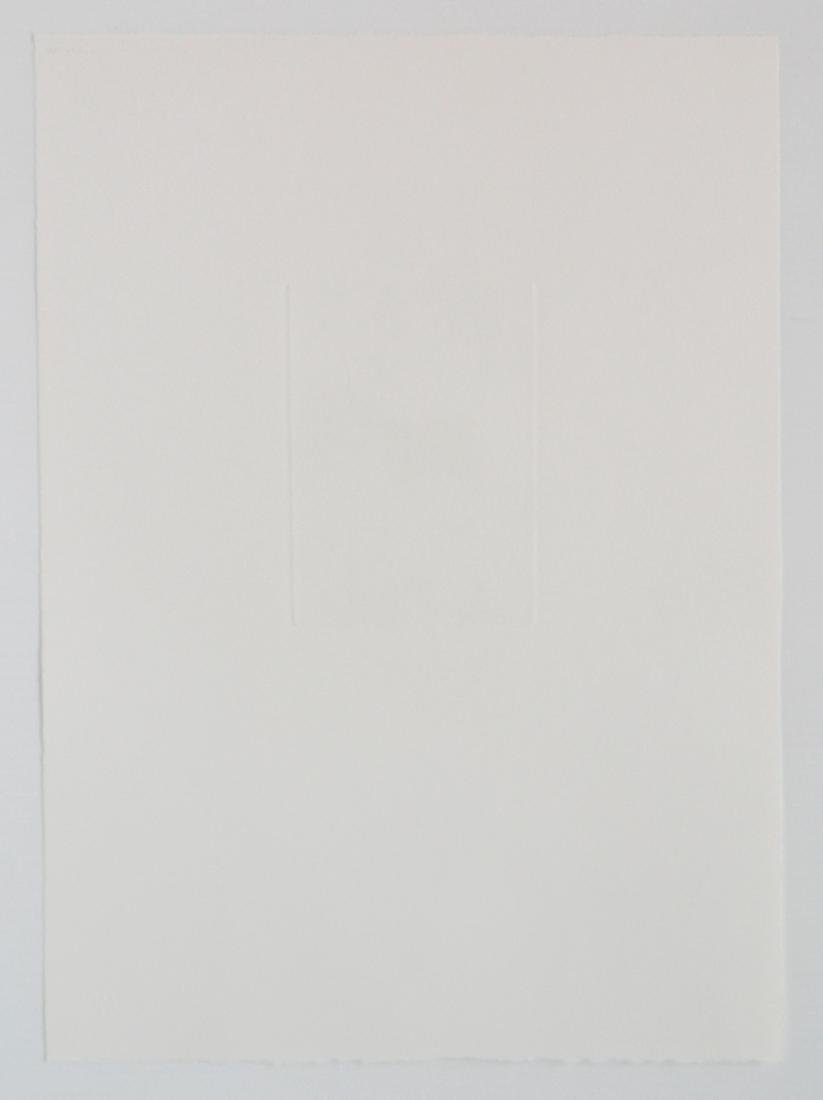 Matt Phillips portfolio of 5 drypoint etchings - 7