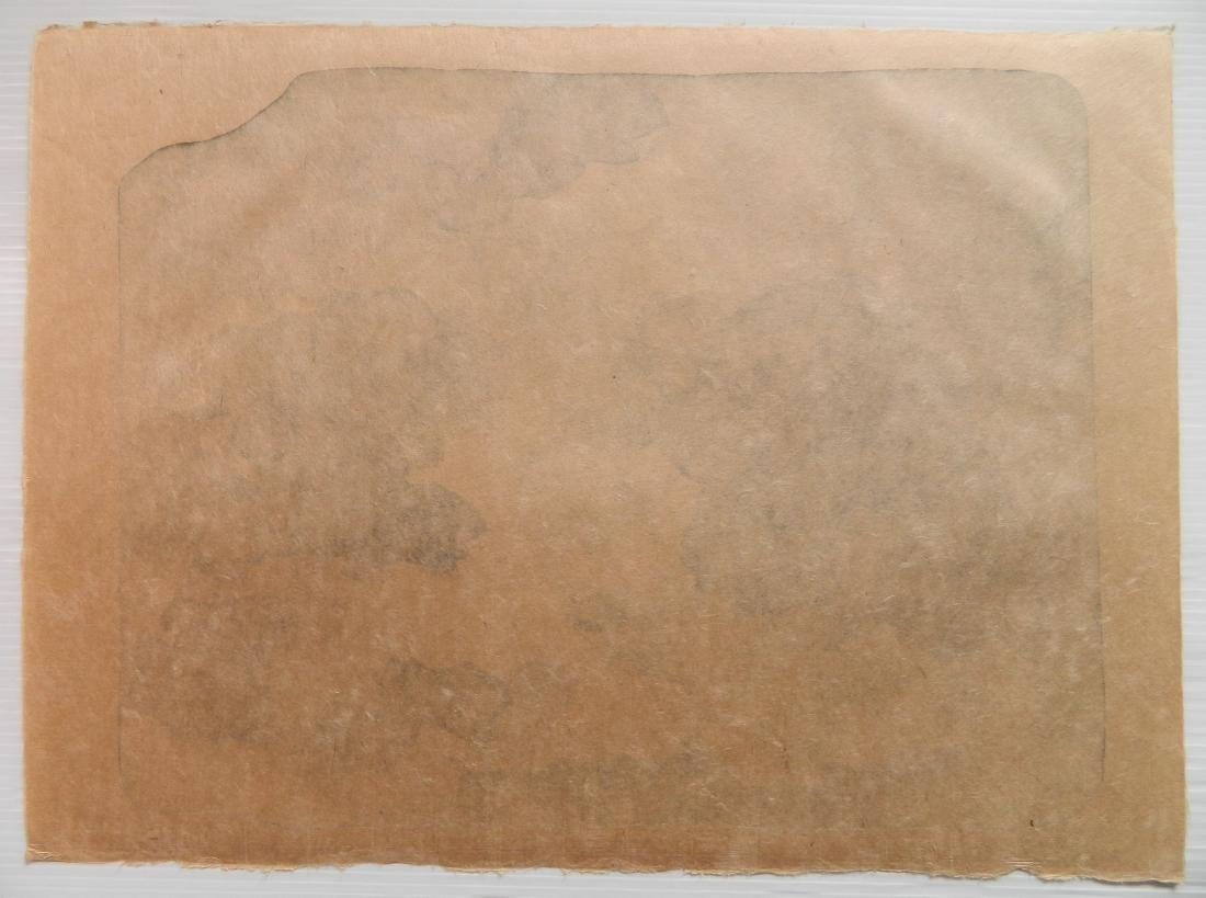 Jon Schueler lithograph - 4