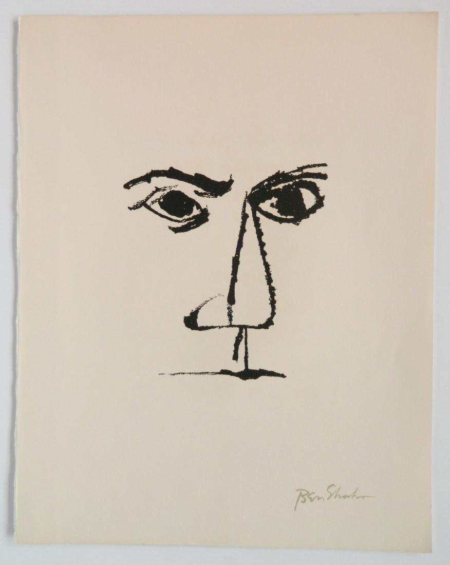 Ben Shahn portfolio of 24 lithographs - 3