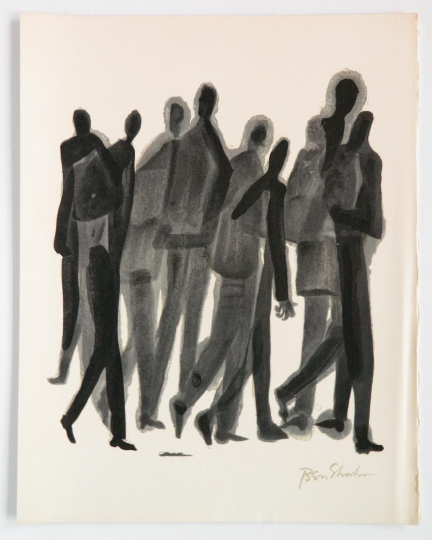 Ben Shahn portfolio of 24 lithographs - 5