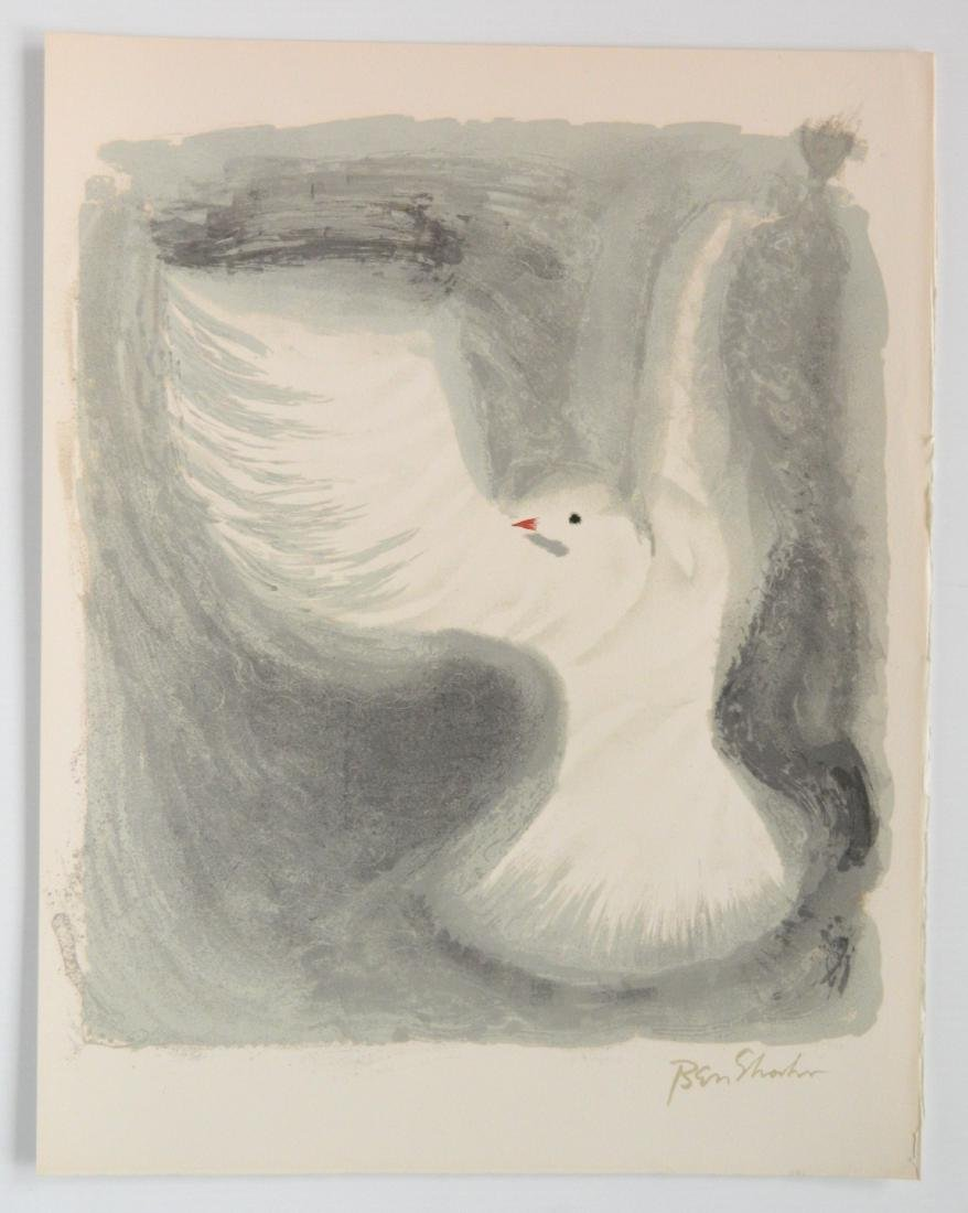 Ben Shahn portfolio of 24 lithographs - 8