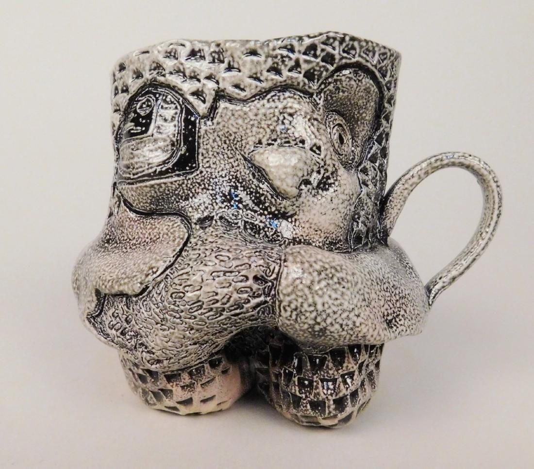 Megs LeVesseur handbuilt mug